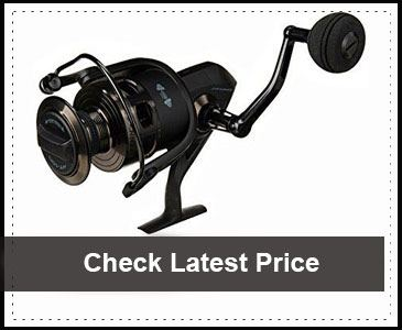 Penn Conflict Spinning Reel CFT 8000 Review