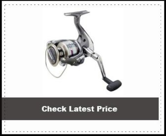 The Shimano Sienna Fd spinning Ree Reviewl