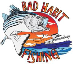pictures taken on Bad Habit Fishing Charters