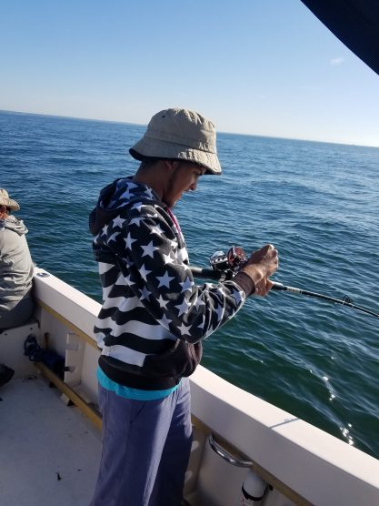 fishing charters in Clinton CT_