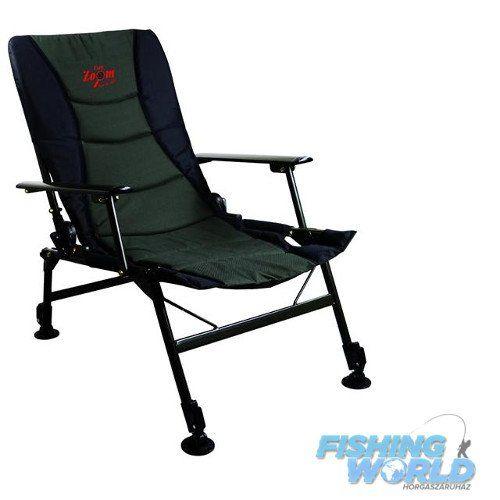 CarpZoom N2 Komfort karfás szék FishingWorld