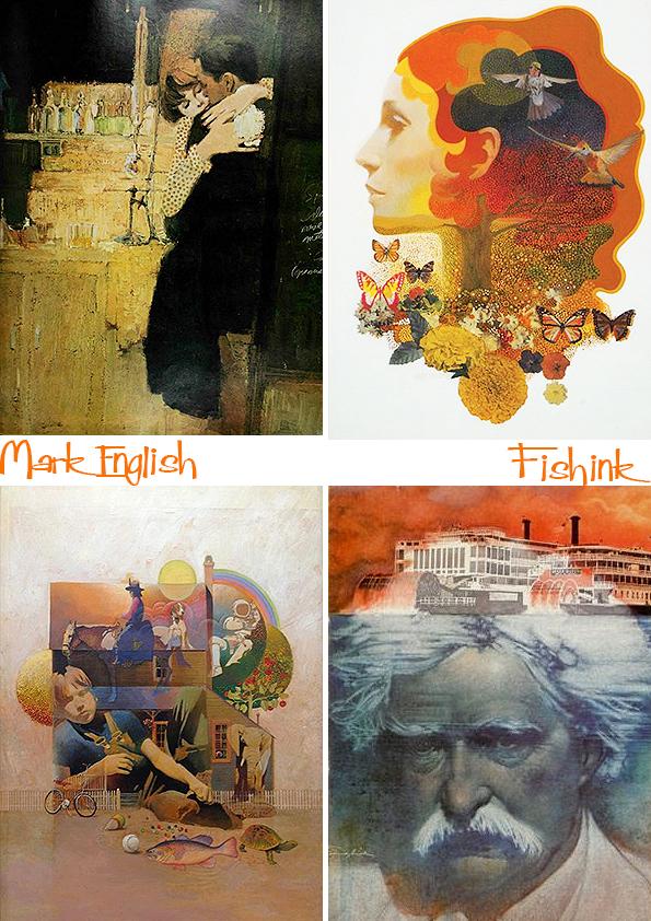 Mark English Artist : english, artist, English