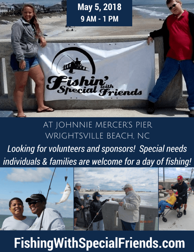 Fishin' With Special Friends 2018 Poster