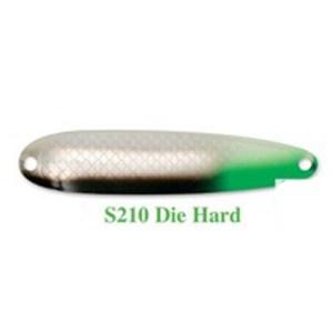 Michigan Stinger Spoon Stinger Die hard Glow (S210)
