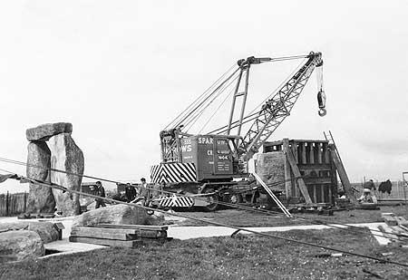 restavraciya 0014 (FOTO) VELIKA BRITANSKA PREVARA: Stounhendž je sagrađen 1954. godine!!!