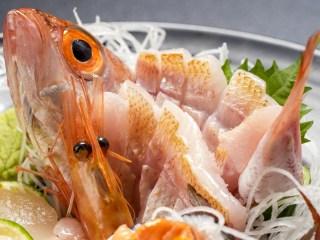 ノドグロ時々アカムツ、呼び方はともかく冬の旨い魚の代表です!