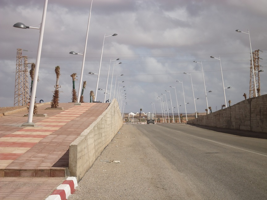 Tan Tan, port of Sahara Desert