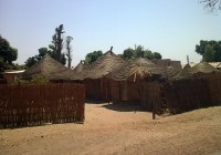 Senegal traditional houses