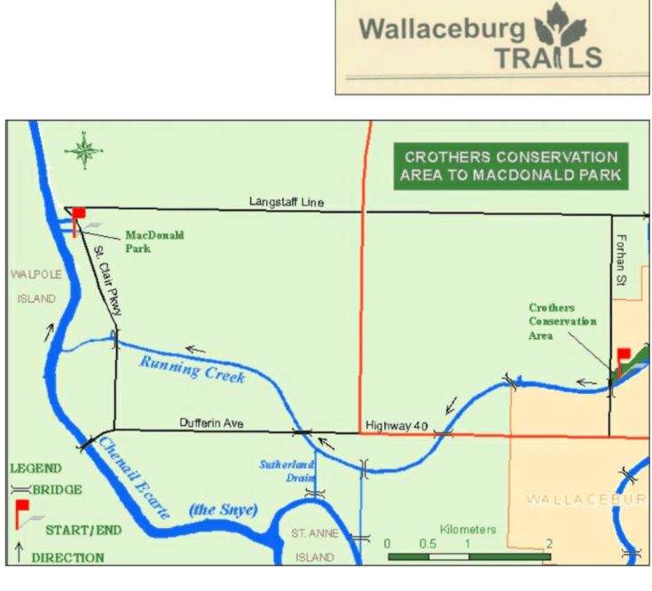 wallaceburg trails