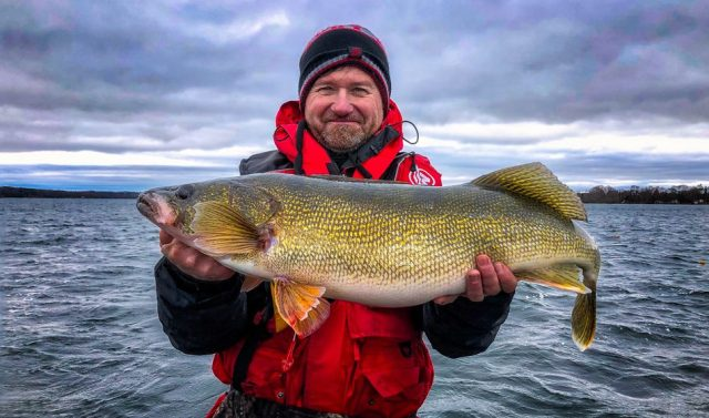 LATE FALL BAY OF QUINTE WALLEYE