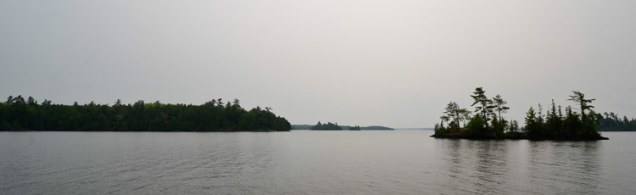 Eagle Lake in northern Ontario is truly a magnificent all-round fishery.... it's not just for Muskie