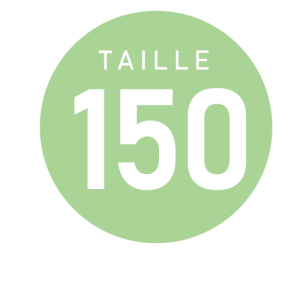 Taille 150