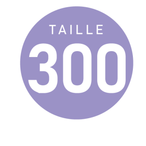 Taille 300