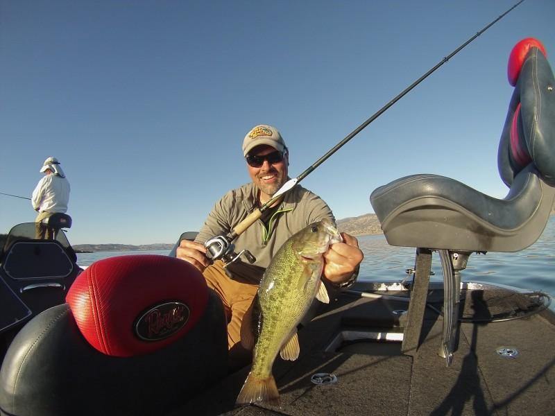Planning for fall bass season for California bass fishing