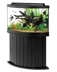 aqueon 54 gallon aquarium ensemble