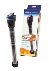aqueon submersible aquarium heater