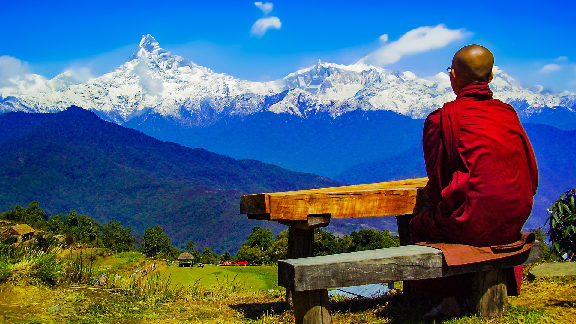 Ghale Gaun Homestay Tour - Fishtail Tours \u0026 Travels