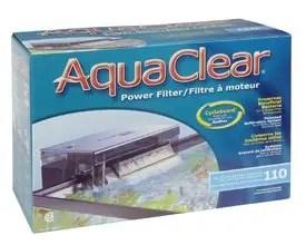 fish tank filter - Aquaclear 110 Power filter