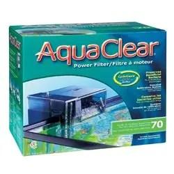 fish tank filter - Aquaclear 70 power filter