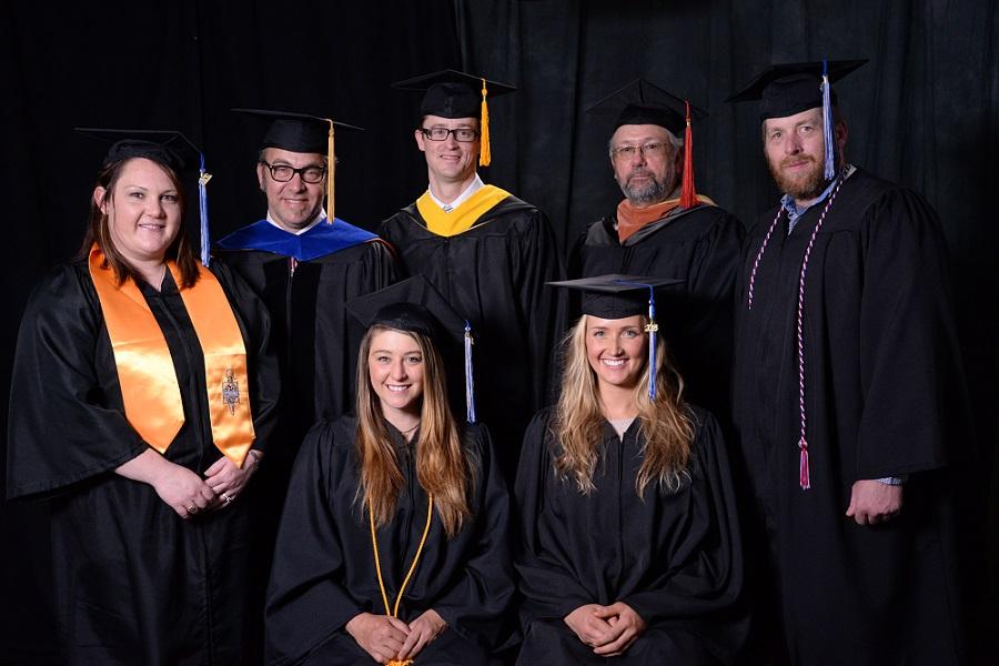 2016 Fish Tech Graduates