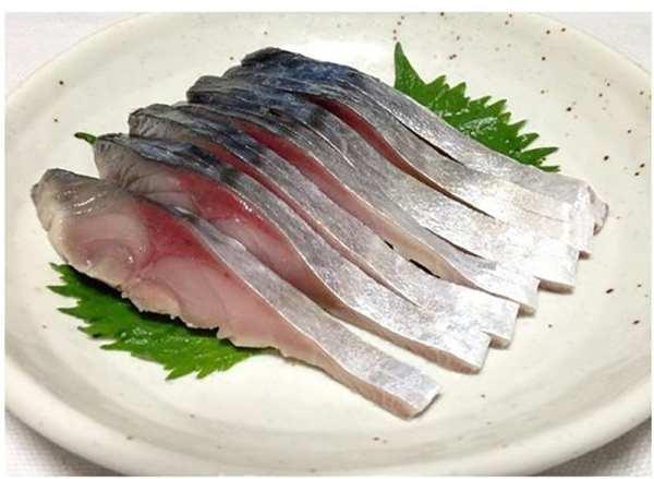 Macrou marinat 350g