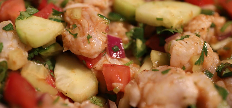 Ponce Family Cookbook: Ceviche de Fuego