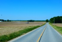 Farming along my favorite road of the week, IL54 where it was planting season.