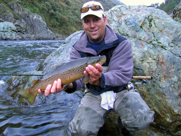 Angling with annoccatore Great for Trout Trout Fishing 1248907