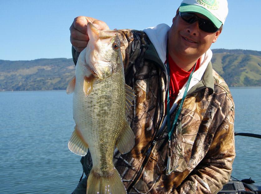 Clear-Lake-Largemouth-bass-fishing