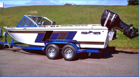 fishrite explorer 21