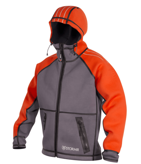 StormR Typhoon Jacket Review