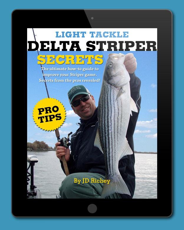 How-to Striper eBook
