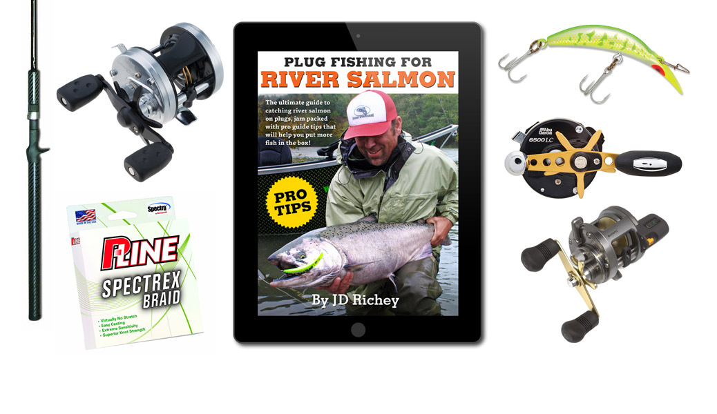 15 gear essentials for river salmon fishing for Essential fishing gear