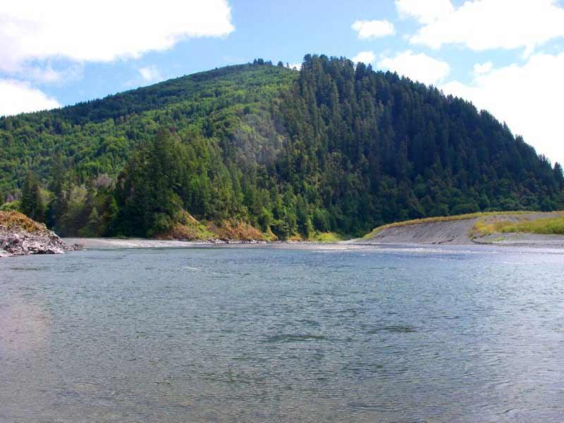 Klamath River @ Mouth of Blue Creek