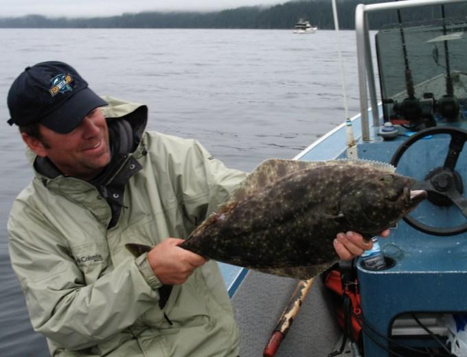 Love those bonus halibut!!