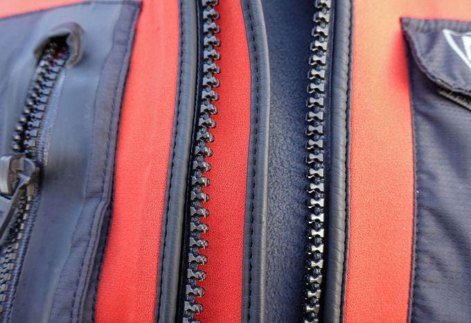 STORMR Jacket Front