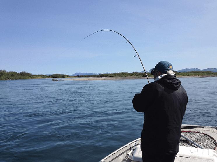 TOGIAK RIVER FISHING