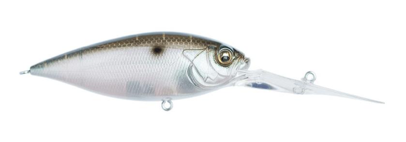 Crank baits for bass: Megabass Deep-Six Crank