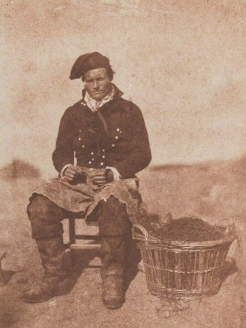 by David Octavius Hill, and Robert Adamson, calotype, 1843-1848