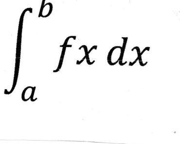 Cálculo Integral y aplicaciones 2