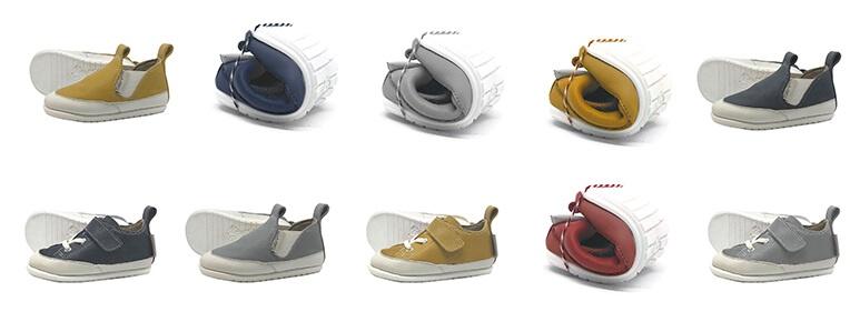 Zapato bebé flexible