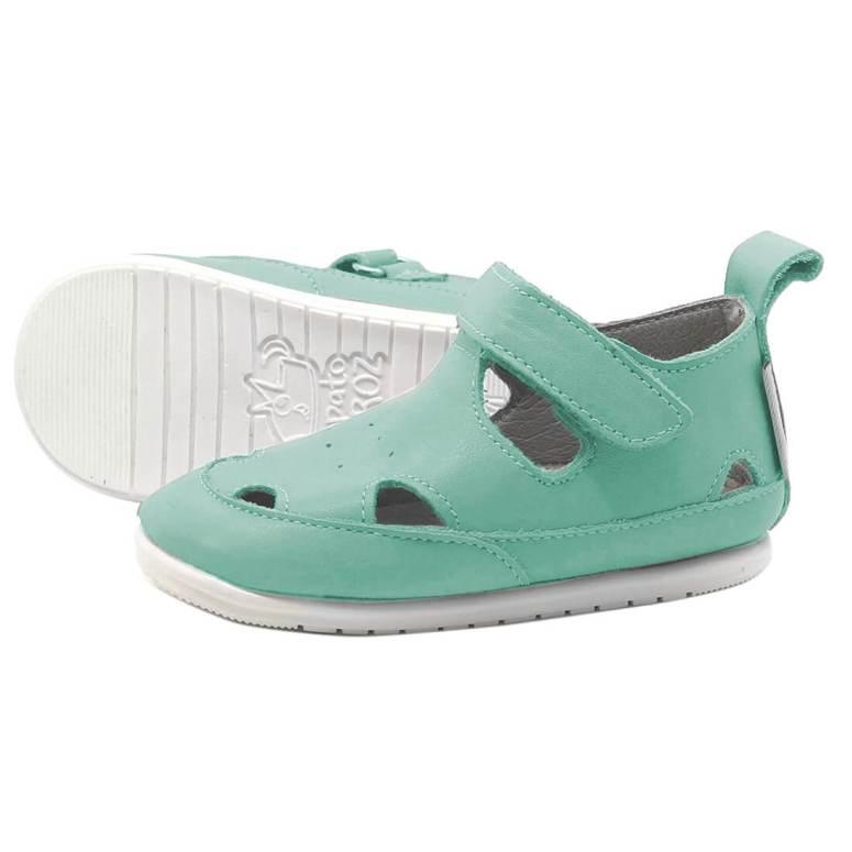 Zapato feroz bebé mint