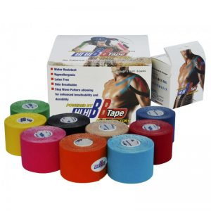 Vendaje neuromuscular BB Tape