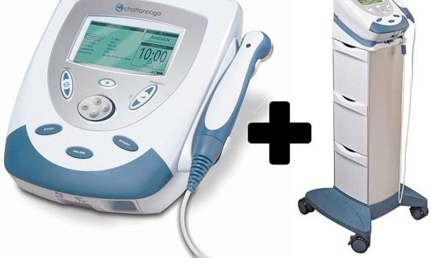 ¿Conoces estos ultrasonidos para fisioterapia?