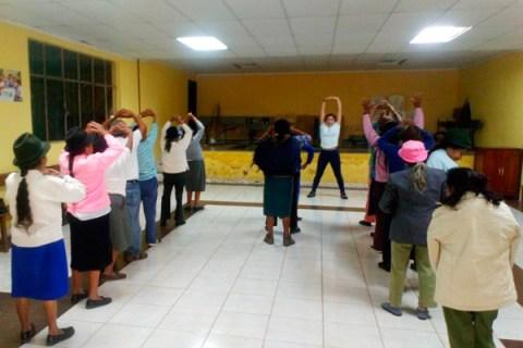 Fisioterapia en Sangolquí