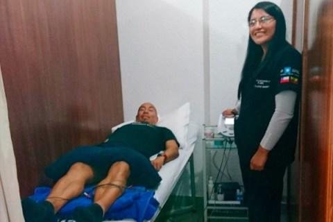 electroterapia, Fisiomejorar en Sangolquí