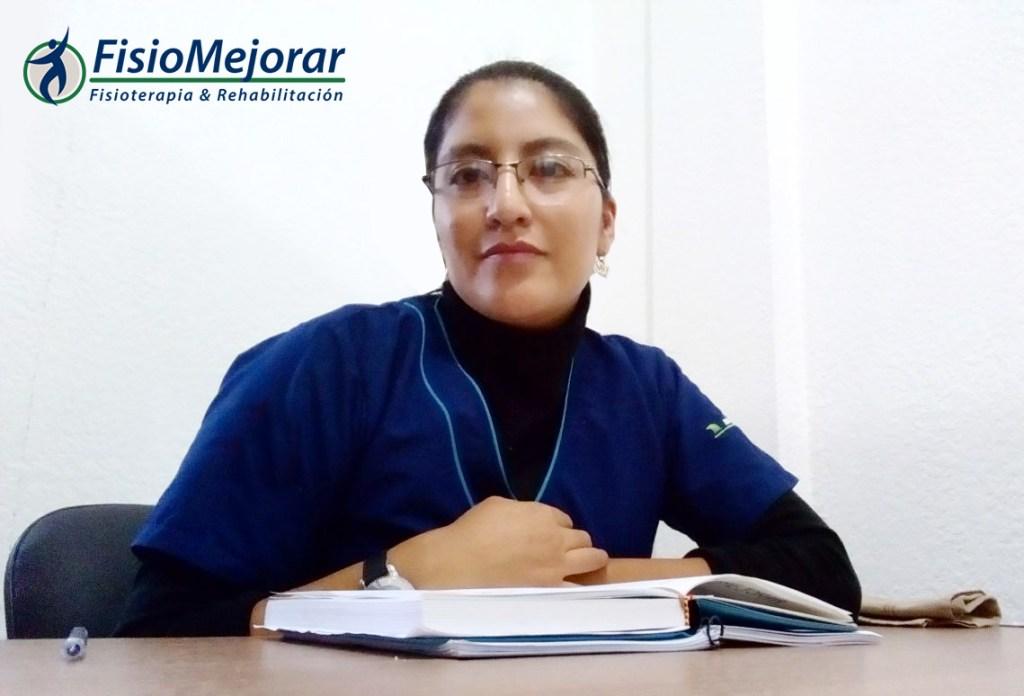 Guisela Cocanguilla - Lic. Fisioterapia