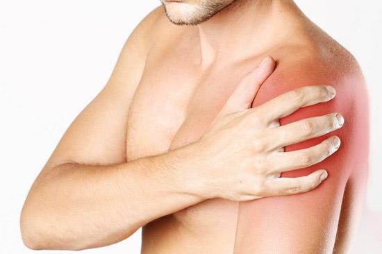 Tendinitis o desgarro del manguito rotador de hombro