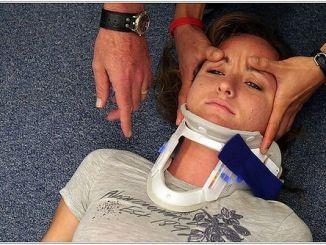lesiones de cuello
