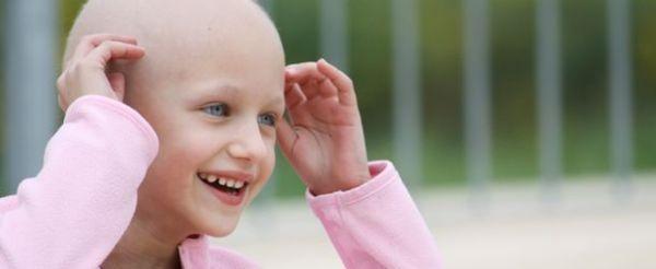 Los niños legan a padecer cáncer en las mismas zonas que las personas adultas